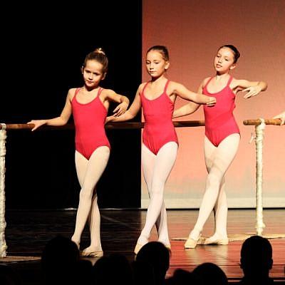 Klassischer Ballettunterricht