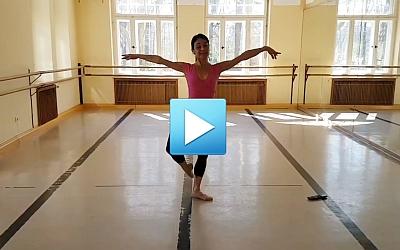 Eine kleine Übung für Ballettmäuse | Teil 1