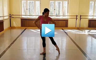 Eine kleine Übung für Ballettmäuse | Teil 2