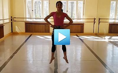 Eine kleine Übung für Ballettmäuse | Teil 3