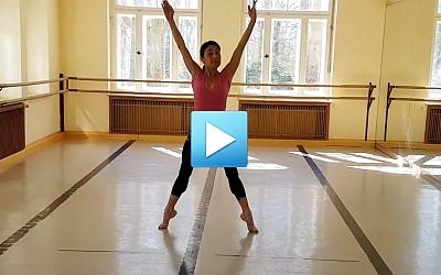 Eine kleine Übung für Ballettmäuse | Teil 4